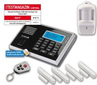 Olympia Funk-Alarmanlage Set  Protect 9061 GSM